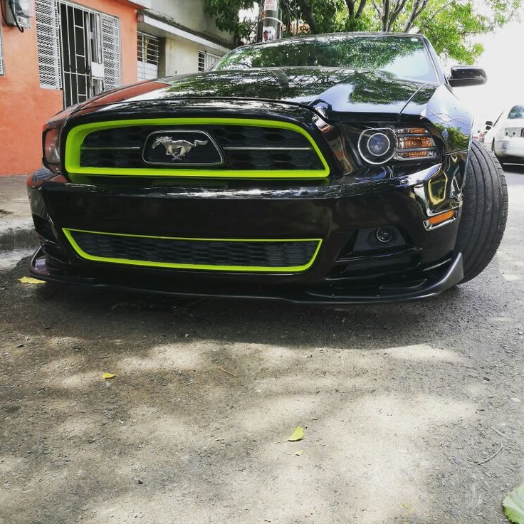 Ford Mustang GT Coyote 2013... #themonkeyblack #sdq #rd