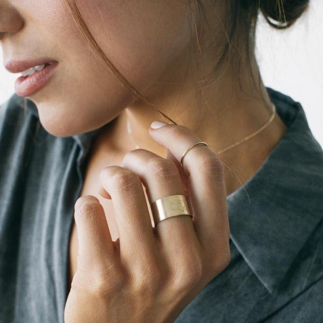 collier fin dore cadeau tendance
