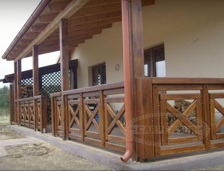 Дом деревянные ограждения - Поиск в Google