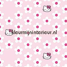 Hello Kitty behang