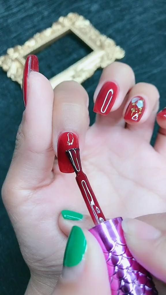 Halloween nails | Swag nails, Nails, Nail photos