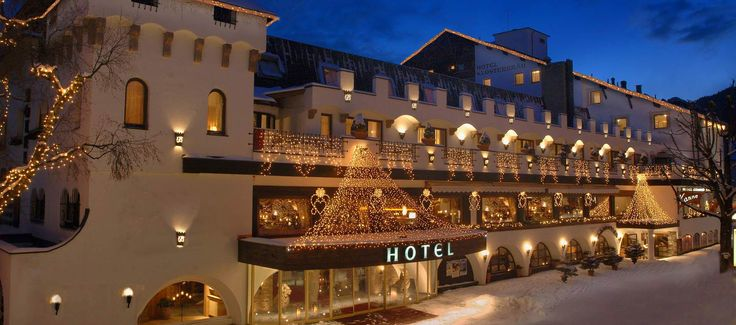 Hotel Klosterbräu, Seefeld in Tirol, Austria