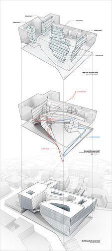 Harvard GSD Core 3 Fall 2009: jim's badass rendering/illustrations