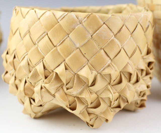 How To Weave A Basket Out Of Cattails : Best images about basketry on weaving ash
