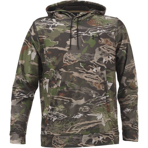 978d8a500377d Under Armour Men s Storm Camo Hunting Hoodie - Camo Clothing, Adult  Insulated Camo at Academy Sports   Camo, Armours and Products