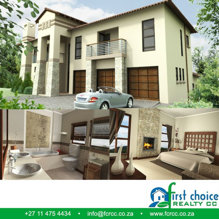 NEW DEVELOPMENT -Johannesburg Santa Maria- Ruimsig! House plans start from 180m2  For more click here: http://besociable.link/4f Visit our website: http://besociable.link/4g #Gauteng #affordablehousing #Johannesburg