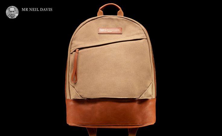 what-men-carry09 Backpack by WANT Les Essentials de la Vie