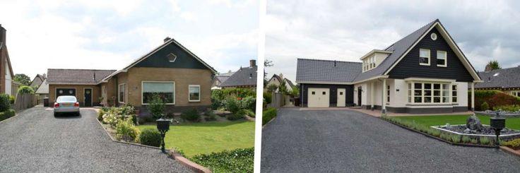 Verbouwing van woonhuis in Lunteren | HaBé Bouwen in Stijl