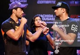UFC Fight Night : Lyoto Machida x Gegard Mousasi Ao Vivo no Combate
