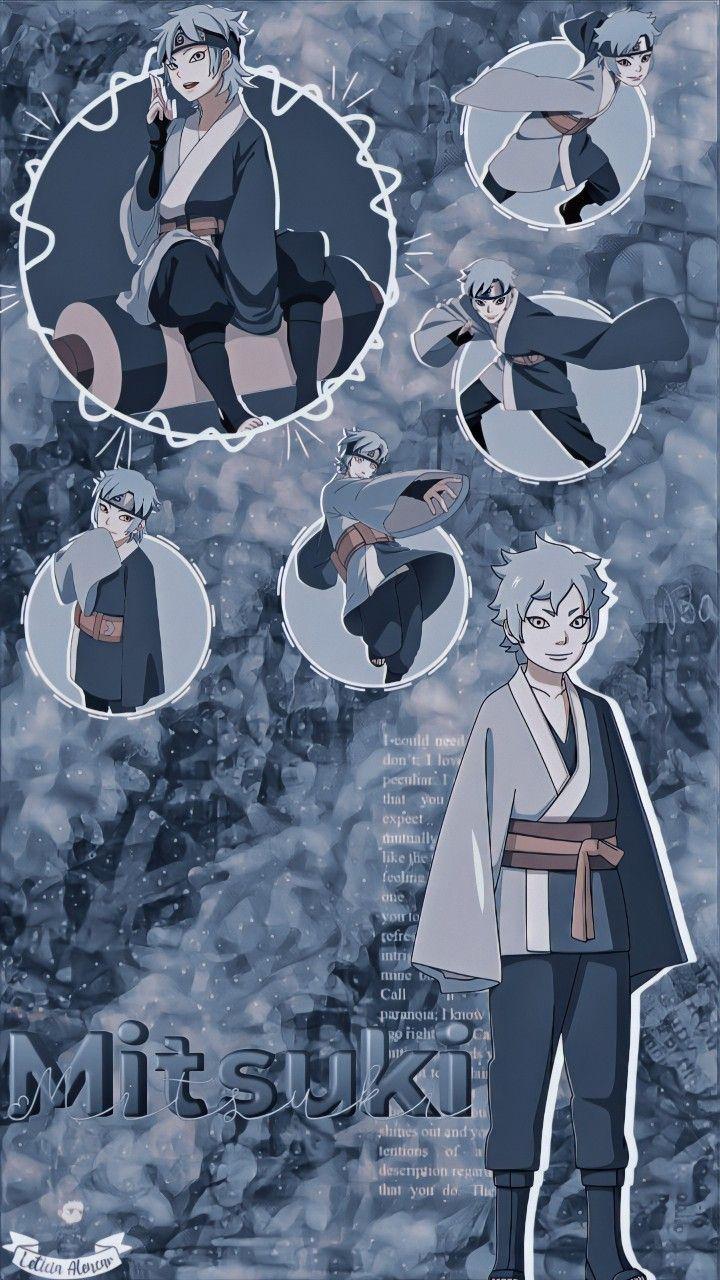 Mitsuki Wallpaper Png Mitsuki Naruto Naruto Uzumaki Shippuden Naruto