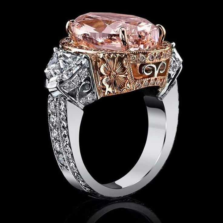 @raimanrocks. DIAMONDS FOR THOSE YOU LOVE! A Magnificent 5+ct Natural Fancy Pink Diamond. THE DIAMOND OF YOUR DREAMS