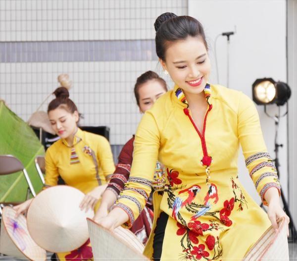 ベトナムフェスティバル「艶やかなアオザイショー」ー東京・代々木公園- 記事詳細|Infoseekニュース