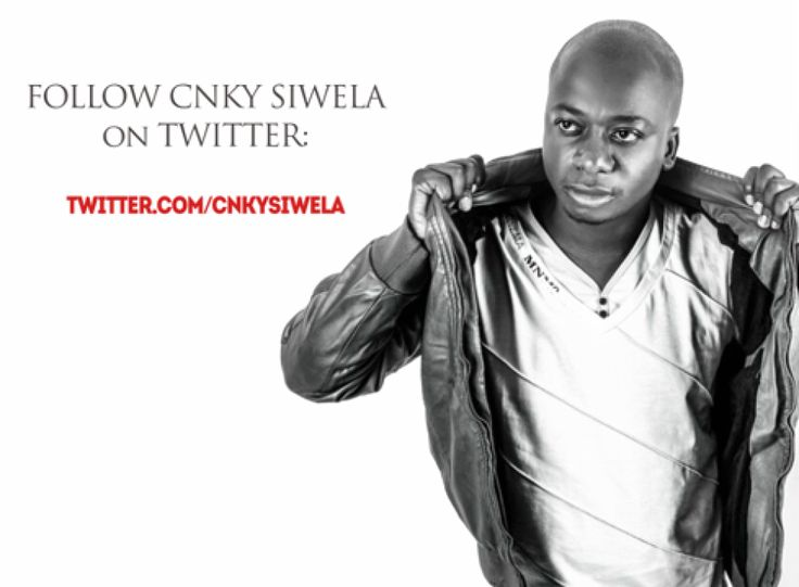 Tweet Tweet! Are you on Twitter? Follow me @CnkySiwela!