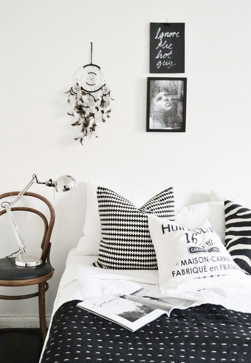 hannasinspo - bedding from Ikea & H Home