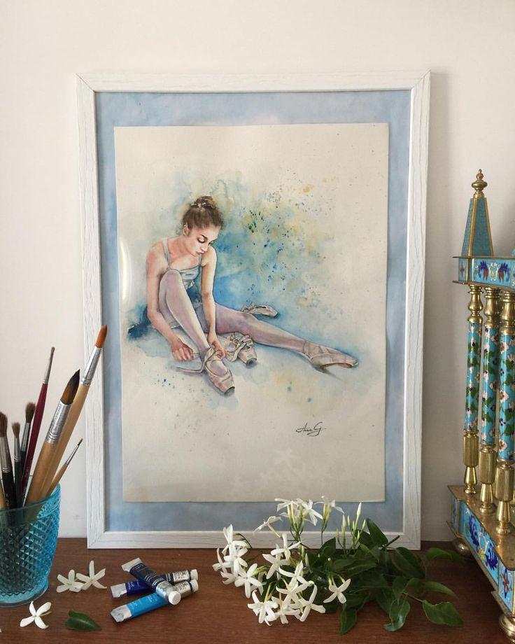 """Mi piace"": 9, commenti: 1 - Anna G. (@anna_g_fashion) su Instagram: ""Framed 🎨 ________________________________________________________#homedecor #walldecor #simplicity…"""