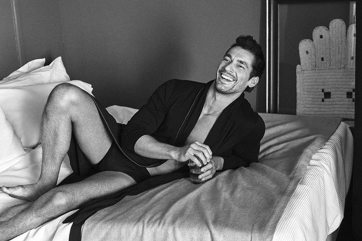 Your first look at every item in the new David Gandy for Autograph loungewear line at Marks & Spencer. Fair warning: may induce gym guilt.