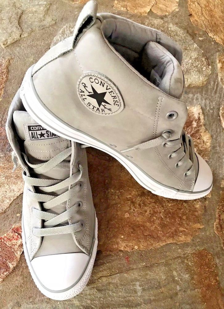 b52ef2c89ddf Converse Shoes Sneakers Chuck Taylor All Star Hi 150345C New W Box Man Size  10