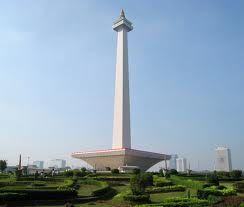 Monumen Nasional (Monas), Monas salah satu saksi sejarah perjuangan para pahlawan Indonesia untuk merebut kemerdekaan negara ini. #PINdonesia