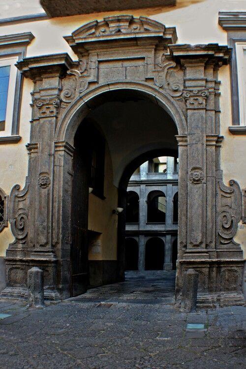 Museo valle del Sarno palazzo Capua