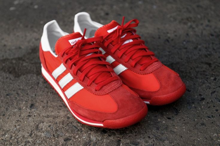 adidas Originals SL 72: Red