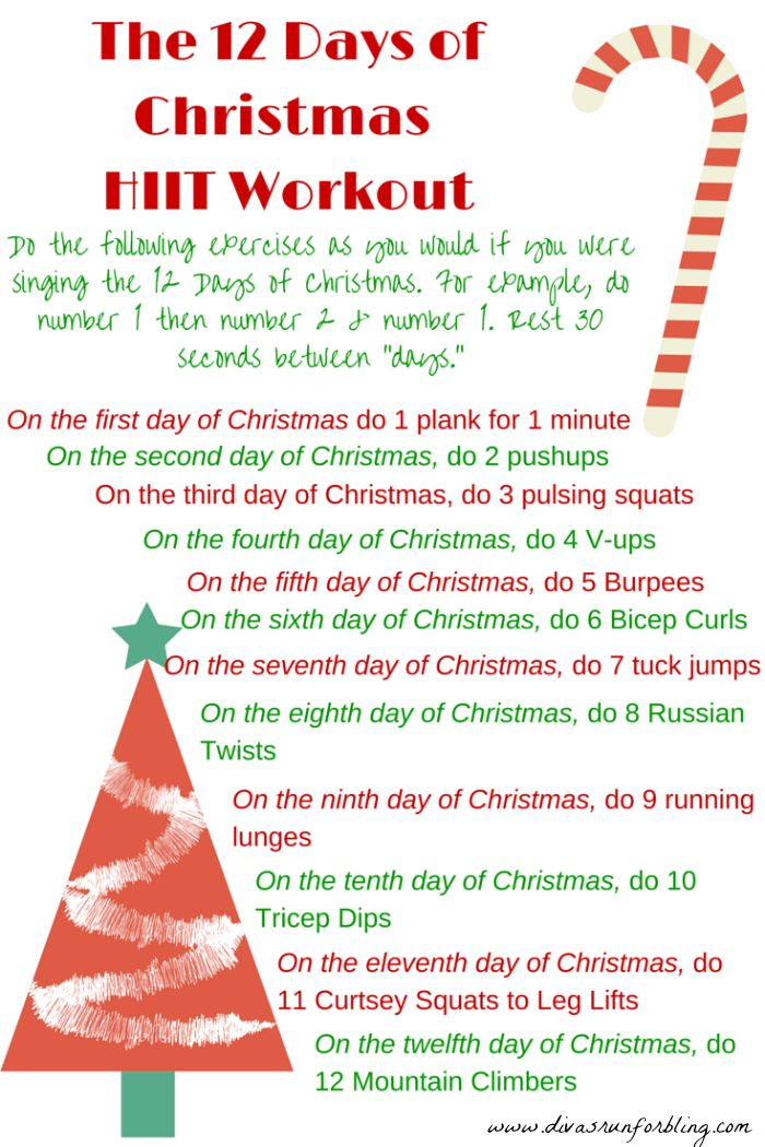 an analysis of workout routine suggestions for the holiday seasons 10 tips for eating during the holiday season  view all workouts workout plan of the month: nicole molen, usc  workout tips from michigan sophomore hillary beall.