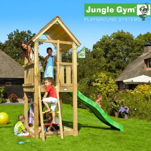 Jungle Gym Club - Wooden Climbing Frames for Children - Jungle Gym