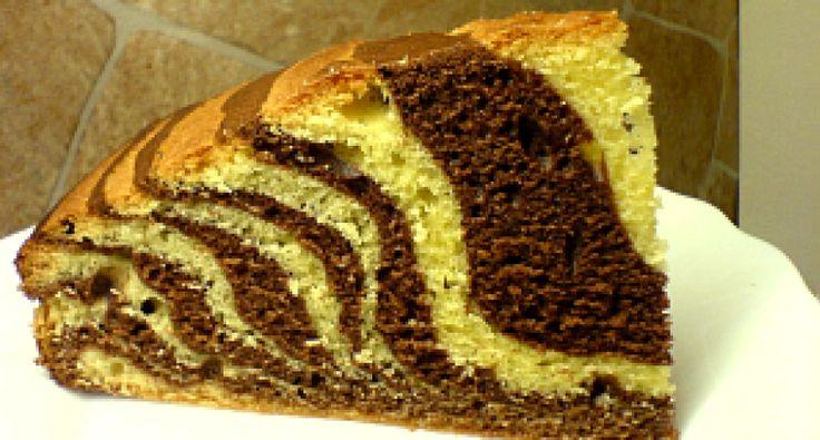 Przepis na ciasto zebra: Ten tort ma więcej zalet, niż się początkowo wydaje. Oprócz pysznego smaku jest łatwy do przyrządzenia i zadowoli estetycznie każdego wzrokowca! Szukasz czegoś nowego, wyjątkowego? Wypróbuj to ciastot!