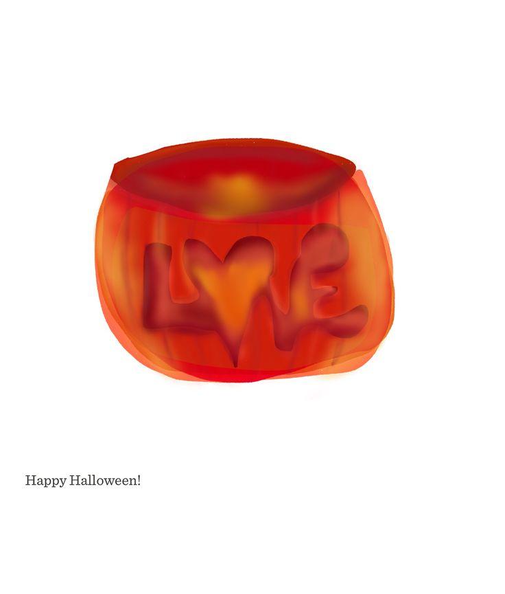 HAPPY HALLOWEEN!  #halloween #oct #october #scary #spooky #boo #scared #pumpkin  #orange #creepy #trickortreat #party