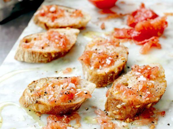 Tomatbröd
