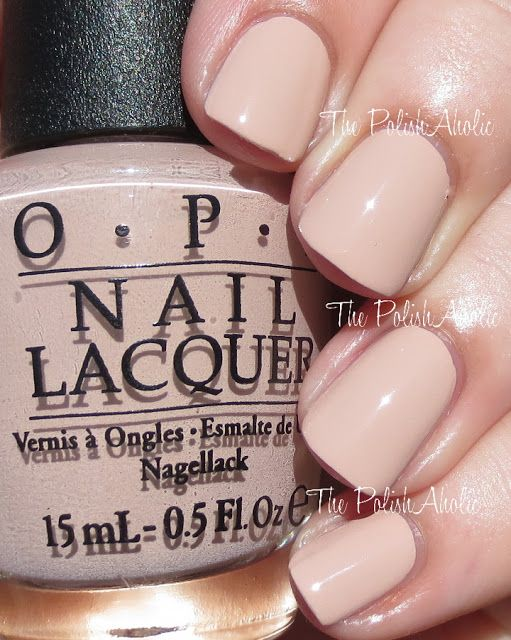 Opi Gelcolor Nail Polish Tiramisu For Two - Absolute cycle