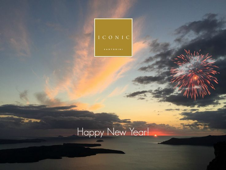 The Iconic family wishes our visiting friends and followers all the very best for the year ahead in 2017! #happynewyear #iconicsantorini #luxury #caldera #hotel #imerovigli #santorini #cyclades #greece #luxurytravel #honeymoon #romantic #getaway