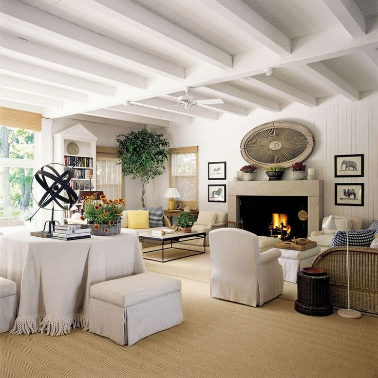 Fake Ceiling Designs Living Room: 1000+ Ideas About Painted Beams On Pinterest