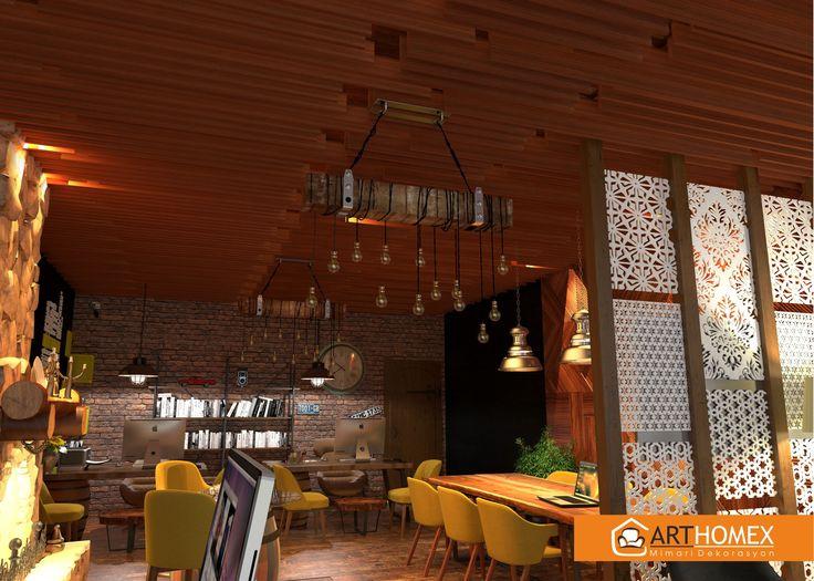 Cafe Design # cafe tasarımı# office design#ofis tasarımı#arthomex#