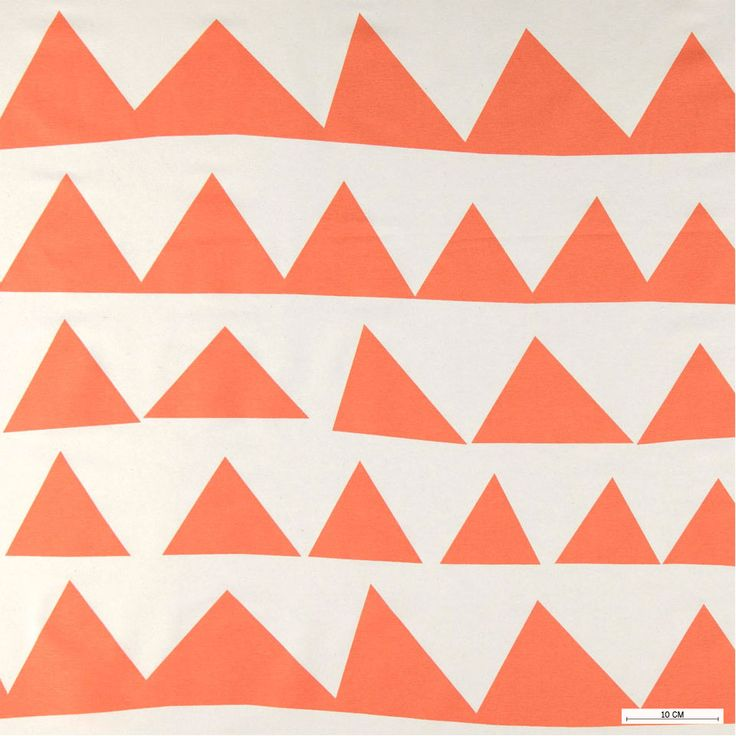 815760 Vävd oblekt m korall trekant