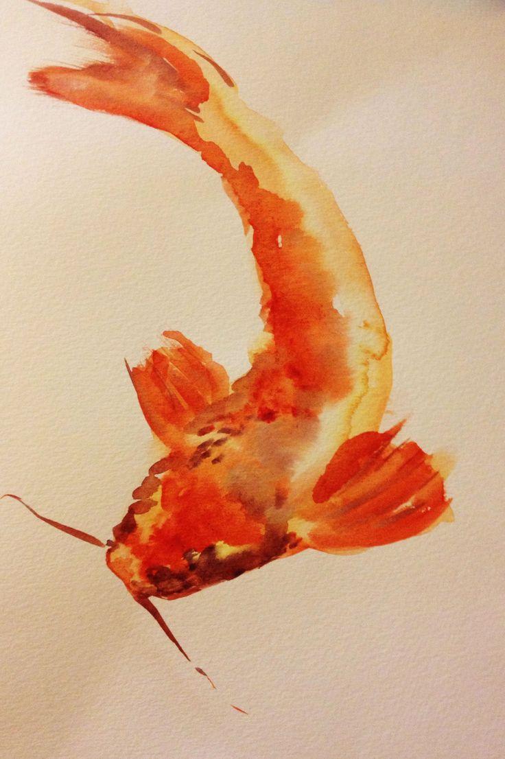 O primeiro peixe