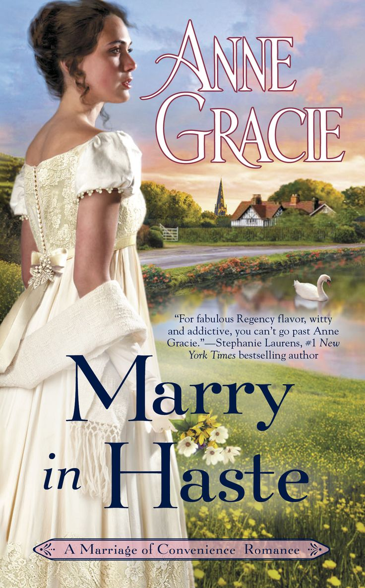 """Marry In Haste — cover Book 1 in the """"Convenient Marriage"""" series"""