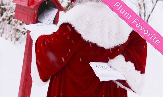 From $10: Personalized Letter from Santa and Rudolph + Surprises from The North Pole - http://www.dealiciousmom.com/10-personalized-letter-santa-rudolph-surprises-north-pole/
