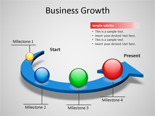 327 best new free powerpoint presentationtemplates images on free business circular growth powerpoint template is a business diagram toneelgroepblik Gallery