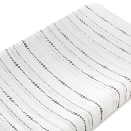 When you're changing your little one, these change pad covers are simply beautiful. Not only do they look lovely (ideal for matching with your nursery collection!), they fit snuggly onto standing changing mats and are incredibly soft; perfect to ensure that growing skin is comfortable while they're getting changed.