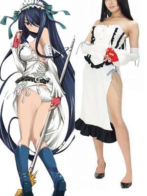Battle Vixens Ikkitosen Uncho Kaiu Cosplay Costume