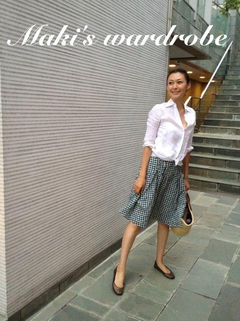 田丸麻紀さん 2012/07/22
