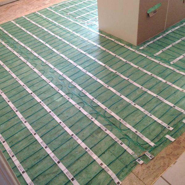 Radiant Floor Heating Cost In 2020 Heated Floors Radiant Floor Heating Flooring Cost