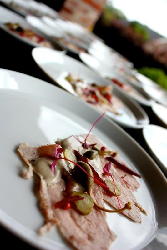 Vitello Tonato, een Italiaanse delicatesse.