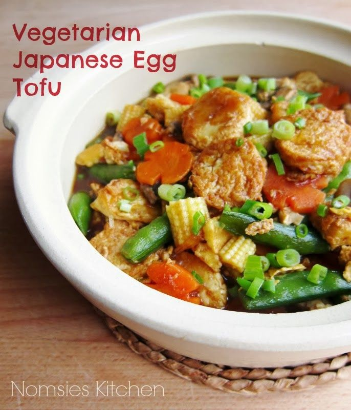 206 best japanese vegetarian food images on pinterest japanese nomsies kitchen vegetarian japanese egg tofu tofu recipesmeatless forumfinder Images