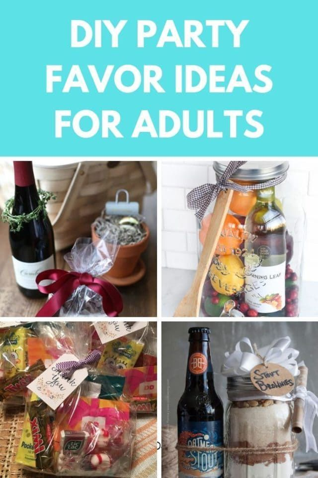 Gift Bag Ideas For Every Occasion Budget Friendly Party Favors For Adults Goodie Bag Gift Ideas Cheap Birthday Gifts