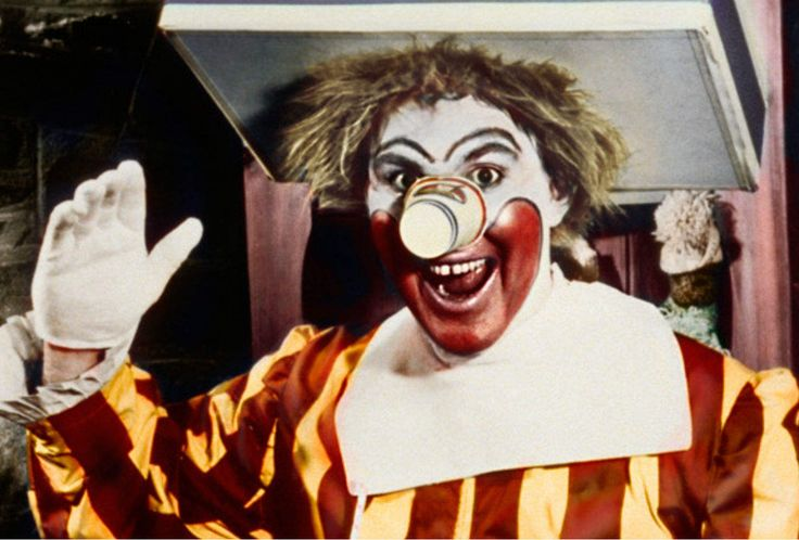 THESE OLD MCDONALD'S COMMERCIALS ARE WEIRD AS HELL