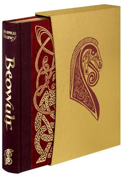 Beowulf: Folio Society, Beauty Crafts, Reading Book, Bookish Things, Beauty Things, Favorite Book, Folio Book, Seamus Heaney, English Poem