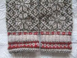 Muhvi Laegas, Estonian mittens.