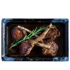Teppanyakin sült bárányborda rozmaringgal - Wasabi   Rendeld meg most a LeFoodon, Házhozszállítással, online,másodpercek alatt: http://lefood.hu/wasabi   EN: Order now online: Teppanyaki grilled lamb chops with rosemary