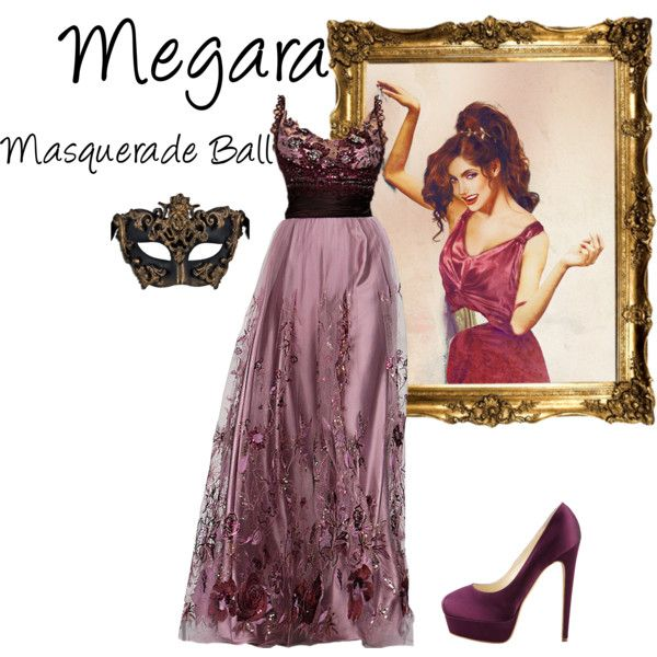 Megara (Masquerade Ball)